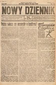 Nowy Dziennik. 1930, nr141