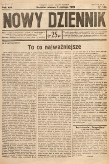 Nowy Dziennik. 1930, nr144