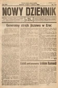 Nowy Dziennik. 1930, nr150