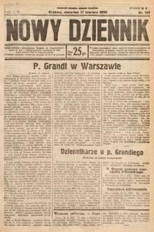 Nowy Dziennik. 1930, nr151