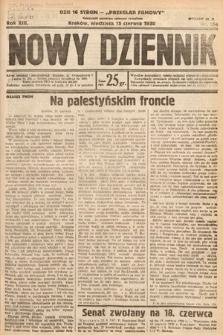 Nowy Dziennik. 1930, nr154
