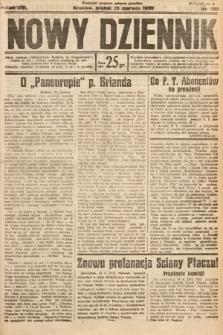 Nowy Dziennik. 1930, nr159