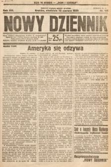 Nowy Dziennik. 1930, nr161