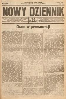 Nowy Dziennik. 1930, nr163