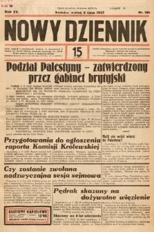 Nowy Dziennik. 1937, nr181