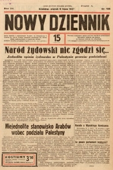 Nowy Dziennik. 1937, nr188