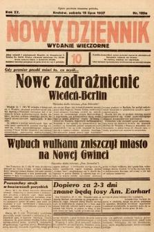 Nowy Dziennik (wydanie wieczorne). 1937, nr188
