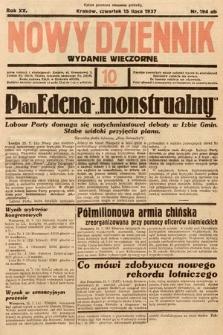 Nowy Dziennik (wydanie wieczorne). 1937, nr194