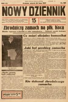 Nowy Dziennik. 1937, nr199