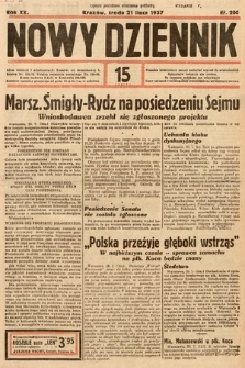 Nowy Dziennik. 1937, nr200