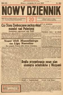 Nowy Dziennik. 1937, nr204