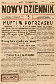 Nowy Dziennik. 1937, nr207