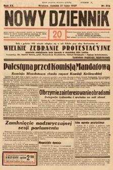 Nowy Dziennik. 1937, nr210