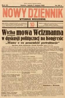 Nowy Dziennik (wydanie wieczorne). 1937, nr210