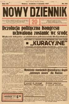 Nowy Dziennik. 1937, nr218