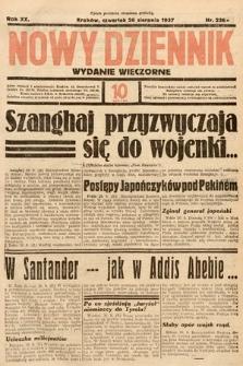 Nowy Dziennik (wydanie wieczorne). 1937, nr236
