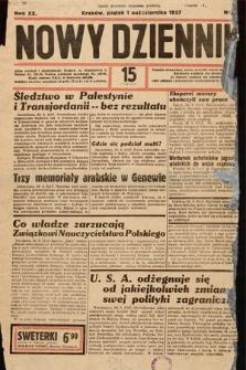 Nowy Dziennik. 1937, nr269