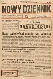 Nowy Dziennik. 1937, nr273