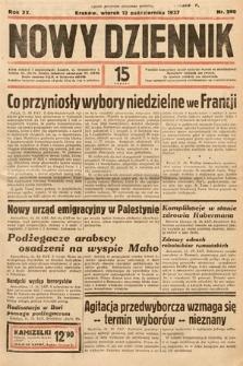 Nowy Dziennik. 1937, nr280