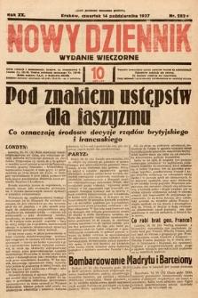 Nowy Dziennik. 1937, nr