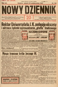 Nowy Dziennik. 1937, nr291