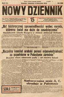 Nowy Dziennik. 1937, nr303