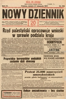 Nowy Dziennik. 1937, nr326