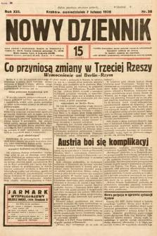 Nowy Dziennik. 1938, nr38