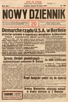 Nowy Dziennik. 1938, nr132