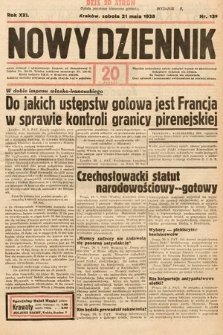 Nowy Dziennik. 1938, nr139