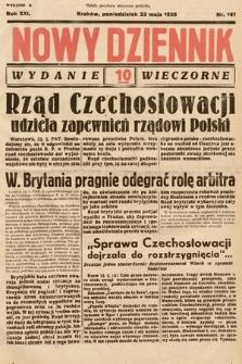 Nowy Dziennik (wydanie wieczorne). 1938, nr141
