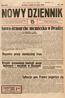 Nowy Dziennik. 1938, nr145
