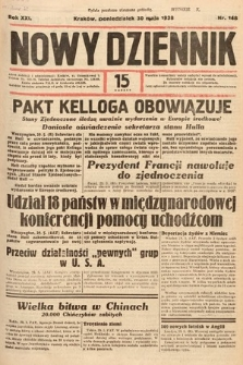 Nowy Dziennik. 1938, nr148
