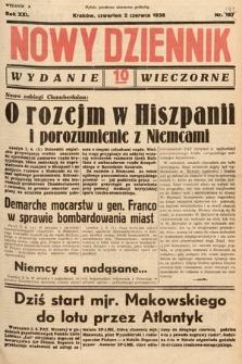 Nowy Dziennik (wydanie wieczorne). 1938, nr151