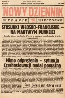 Nowy Dziennik (wydanie wieczorne). 1938, nr152
