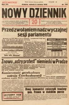 Nowy Dziennik. 1938, nr153