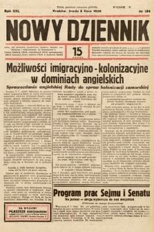 Nowy Dziennik. 1938, nr184