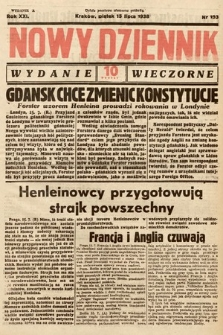 Nowy Dziennik. 1938, nr