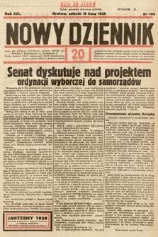 Nowy Dziennik. 1938, nr194