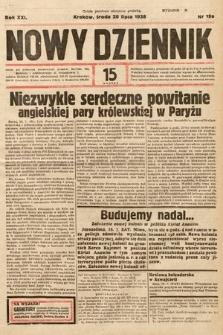 Nowy Dziennik. 1938, nr198