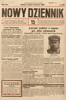 Nowy Dziennik. 1938, nr212
