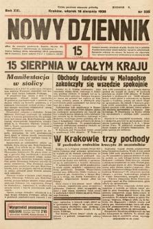 Nowy Dziennik. 1938, nr225