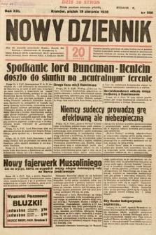 Nowy Dziennik. 1938, nr228