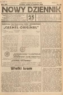 Nowy Dziennik. 1930, nr96