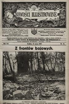 Nowości Illustrowane. 1917, nr10