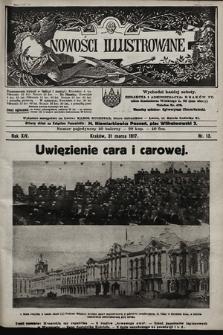 Nowości Illustrowane. 1917, nr13