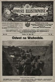 Nowości Illustrowane. 1917, nr30