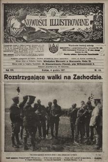 Nowości Illustrowane. 1917, nr49