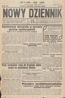 Nowy Dziennik. 1932, nr91