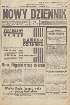 Nowy Dziennik. 1932, nr99